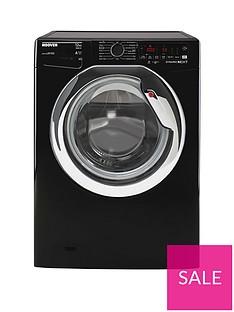 hoover-dwoa412ahc8b-80-12kg-load-1400-rpm-wifi-washing-machine-black-with-chrome-door