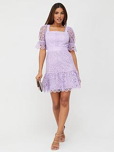 v-by-very-square-neck-a-line-lace-dress-lilac