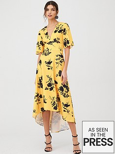 v-by-very-short-sleeve-prom-dress-print