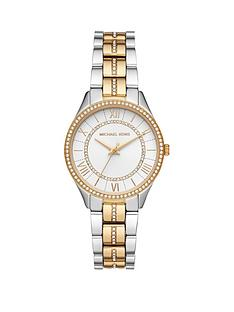 michael-kors-mk4454-lauryn-silver-and-gold-detail-dial-two-tone-stainless-steel-bracelet-ladies-watch