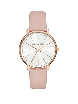 michael-kors-mk2741-pypernbspsilver-and-rose-gold-detail-dial-pink-leather-strap-ladies-watch