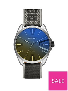 diesel-diesel-black-iridescent-dial-stainless-steel-and-black-silicone-strap-mens-watch