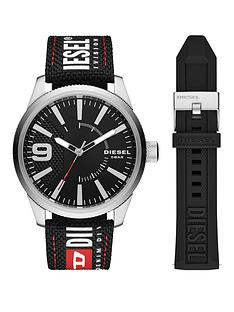 diesel-diesel-black-and-silver-detail-dial-black-logo-printed-strap-mens-watch