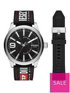 diesel-diesel-black-and-silver-detail-dial-black-logo-printed-strap-mens-watch