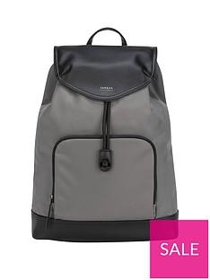 targus-newport-15-drawstring-backpack-grey