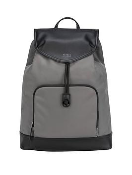 targus-newport-15-drawstring-backpack-grey