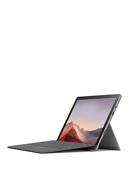microsoft-surface-pro-7-123in-intel-core-i3-4gb-ram-128gb-ssd-2-in-1-laptop-platinum