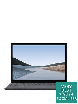 microsoft-surface-laptop-3-135-inch-intel-core-i5-8gb-ram-128gb-ssd-platinum-with-optional-microsoft-office-356-home-1-year