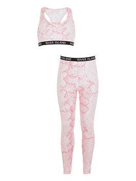 river-island-girls-snake-crop-and-legging-set-pink