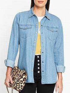 j-brand-perfect-denim-shirt-blue