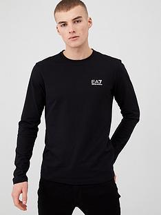ea7-emporio-armani-core-id-logo-long-sleeve-t-shirt-black