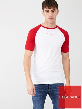 river-island-white-r96-raglan-muscle-fit-t-shirt