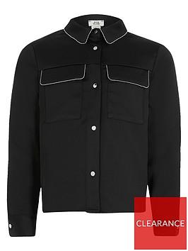 river-island-girls-beaded-trim-long-sleeve-shirt-black