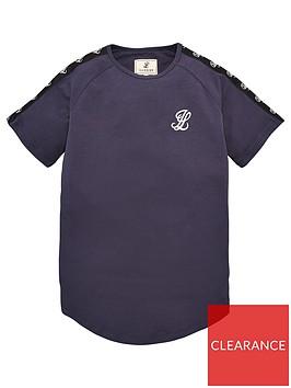 illusive-london-boys-taped-short-sleeve-t-shirt-grey