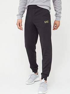 ea7-emporio-armani-core-id-logo-joggers-black