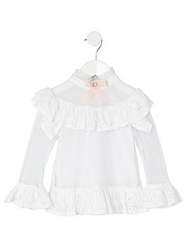 river-island-mini-mini-girls-lace-bow-collar-blouse-white