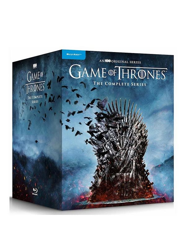 Game of Thrones Season 1 to 8 Blu ray | very.co.uk