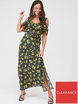 v-by-very-cold-shoulder-cotton-maxi-dress-black-floral