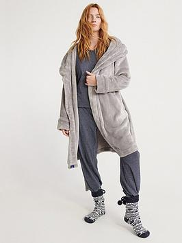 superdry-supersoft-lounge-robe-grey