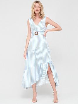 v-by-very-v-neck-cotton-maxi-dress-stripenbsp