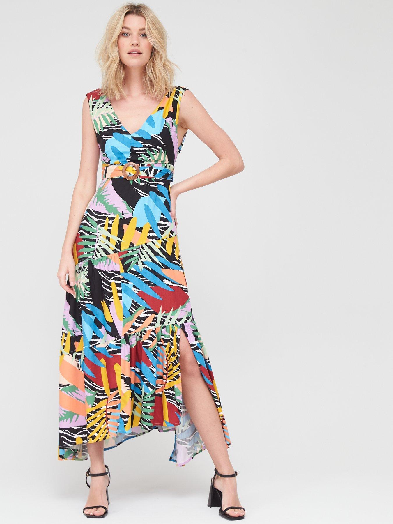 Aqua Womens Size XS Black Lace Inset Asymmetrical Bodycon Sleeveless Dress