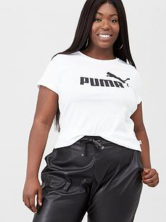 puma-essentials-logo-tee-plus-white