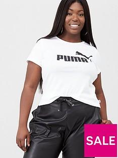 puma-essentials-logo-tee-plus-white