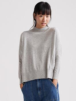 superdry-jayden-luxe-jumper-grey-marl
