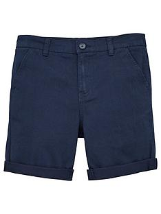 v-by-very-boys-chino-shorts-navy