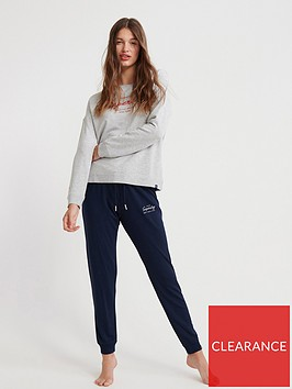 superdry-lucy-lounge-sweat-top-grey