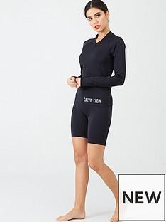 calvin-klein-surf-short-black
