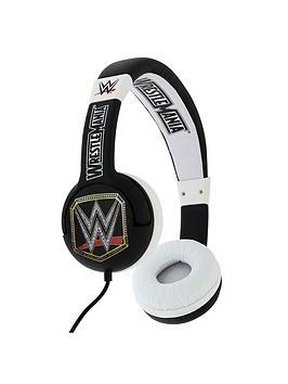 wwe-championship-belt-kids-headphones