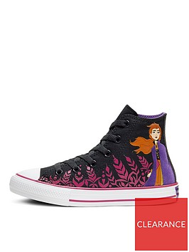 converse-frozen-2-anna-childrens-hi-tops-black