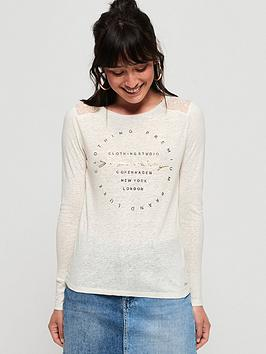 superdry-lace-back-graphic-top