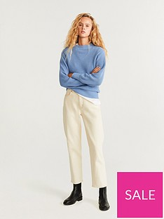 mango-directional-knitted-jumper