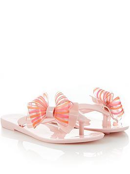 mini-melissa-girls-harmonic-sweet-jellynbspsandals-pink