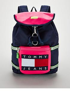 tommy-hilfiger-heritage-backpack-pink-multi