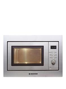 hoover-hm20gx-integrated-20l-microwave-with-grill-stainless-steel