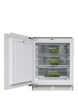 Candy Cfu 135 Nek Built-Under Freezer, 95 Litres, 82Cm High - Freezer Only