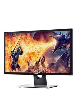 Dell Se2417Hgx 23.6 Inch Full Hd, Tn, 1Ms, 75Hz, Amd Freesync, 2Xhdmi, Vga, Gaming Monitor, 3 Year Warranty