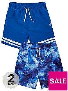 v-by-very-boys-2-pack-printstripe-swim-shorts-multi