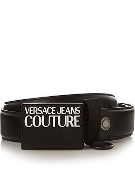 versace-jeans-couture-mens-logo-bucklenbspbelt-black
