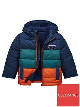 v-by-very-boys-colourblock-padded-coat-multi