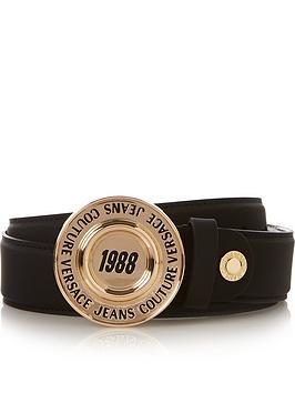 versace-jeans-couture-mens-round-bucklenbspbelt-black
