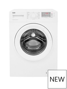 Beko WTG941B3W 9kg Load, 1400rpm Spin Washing Machine - White