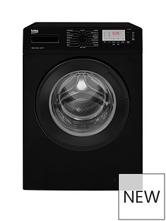 Beko WTG941B3B 9kg Load, 1400rpm Spin Washing Machine