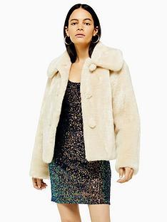 topshop-faux-fur-button-up-jacket--ivory