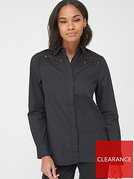 v-by-very-lace-yoke-cotton-shirt-black