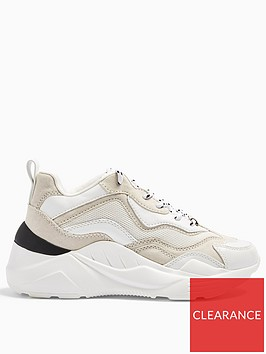 topshop-cancun-chunky-trainers-off-white
