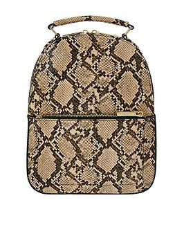 accessorize-snake-tommie-midi-backpack